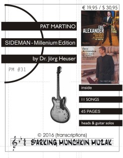 PM#31 Sideman Millenium Edition